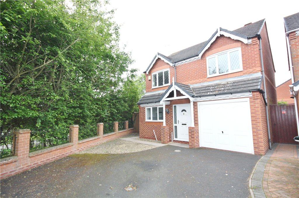 4 Bedrooms Detached House for sale in Tamworth Avenue, Worcester, Worcestershire, WR4