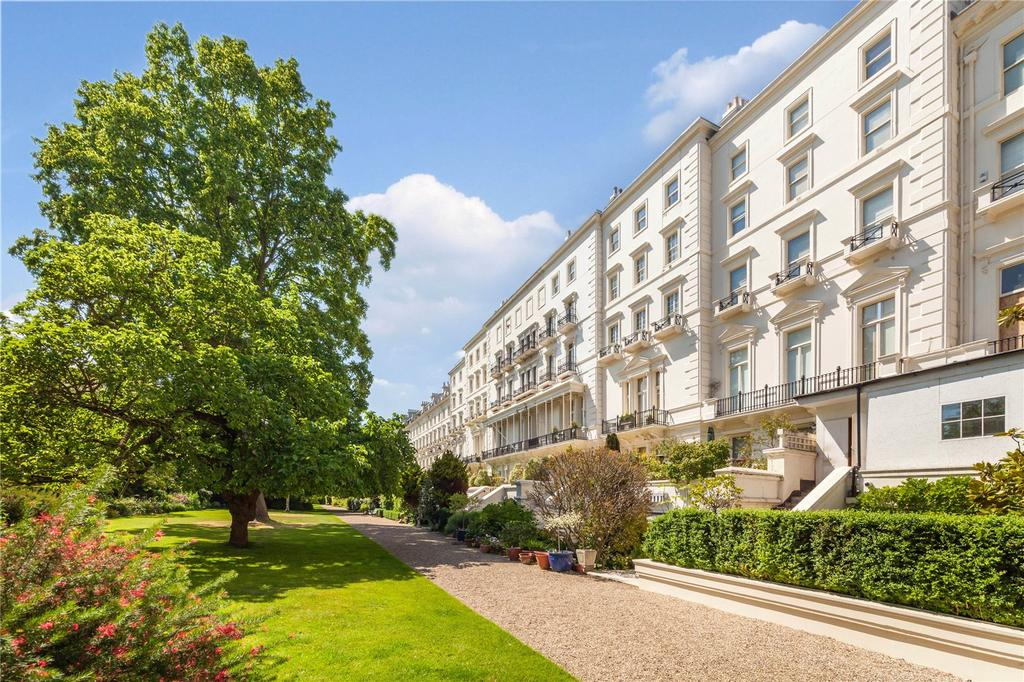 4 Bedrooms Flat for sale in Hyde Park Gardens, Hyde Park, London