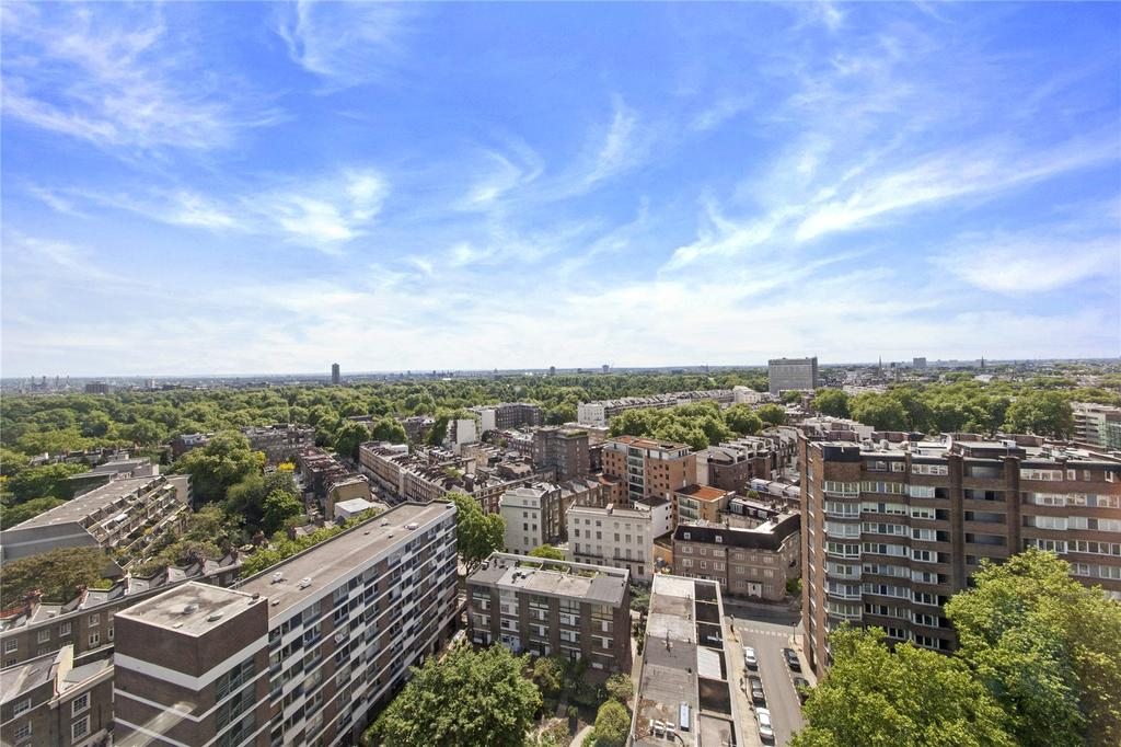 2 Bedrooms Flat for sale in Porchester Place, Hyde Park, London