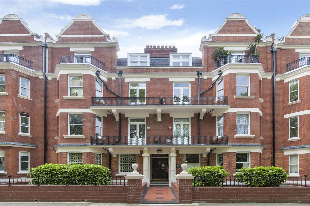 2 Bedrooms Flat for sale in Leith Mansions, Grantully Road, Maida Vale, London