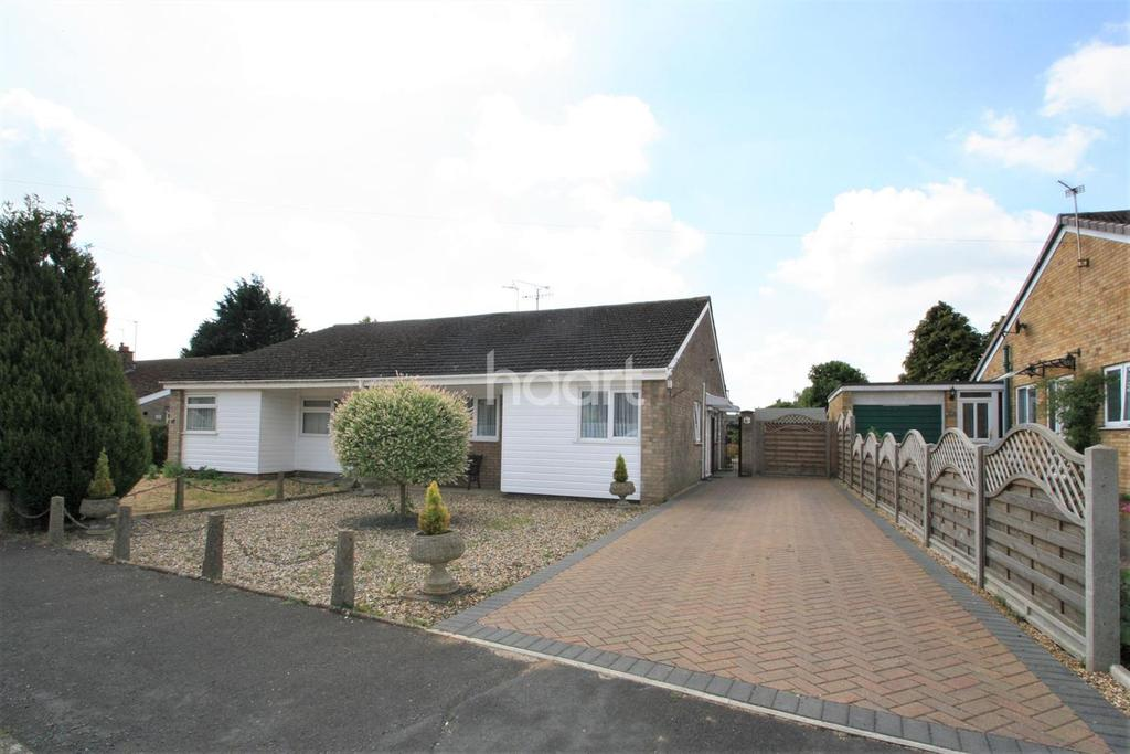 2 Bedrooms Bungalow for sale in Redgate, Thetford
