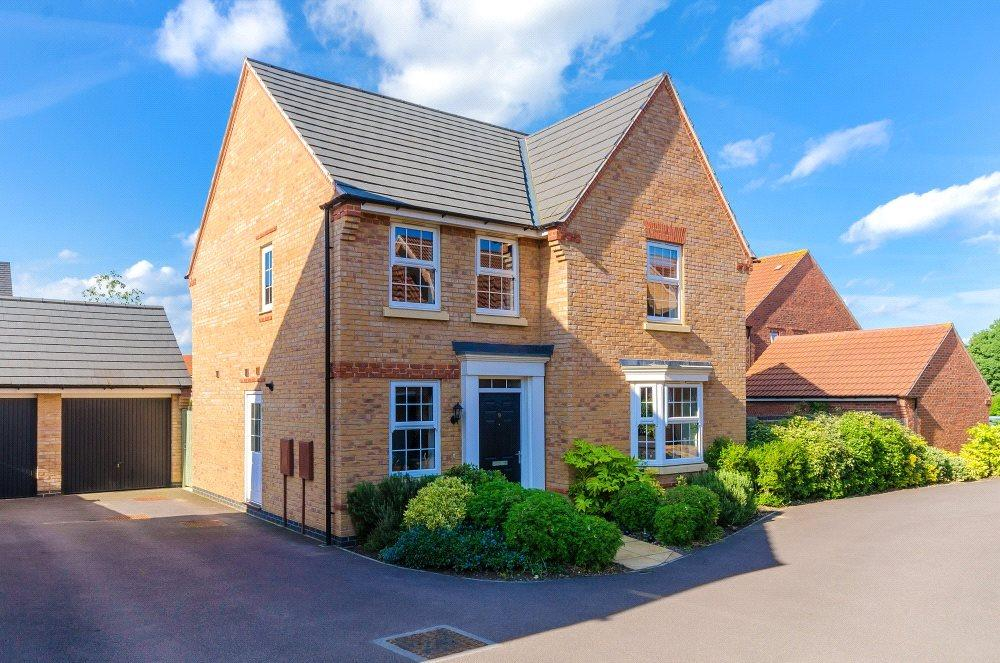 4 Bedrooms Detached House for sale in Great Leighs, Bourne, Lincolnshire, PE10
