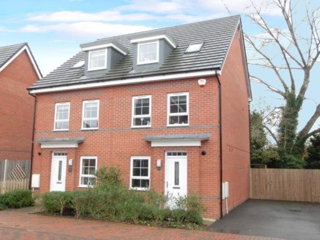 4 Bedrooms Semi Detached House for sale in Wolston Close, Shirley