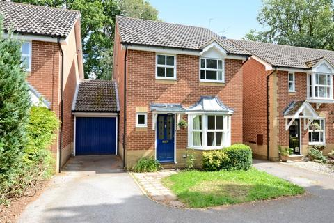 3 bedroom link detached house to rent - The Breech, College Town