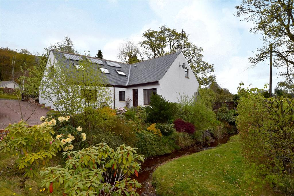 5 Bedrooms Detached House for sale in Tigh-Na-Greine, Kinlochard, Stirlingshire