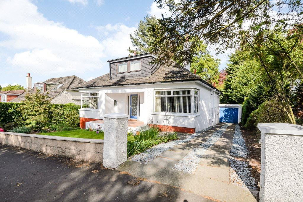 4 Bedrooms Detached Bungalow for sale in Banchory Crescent, Bearsden, Glasgow