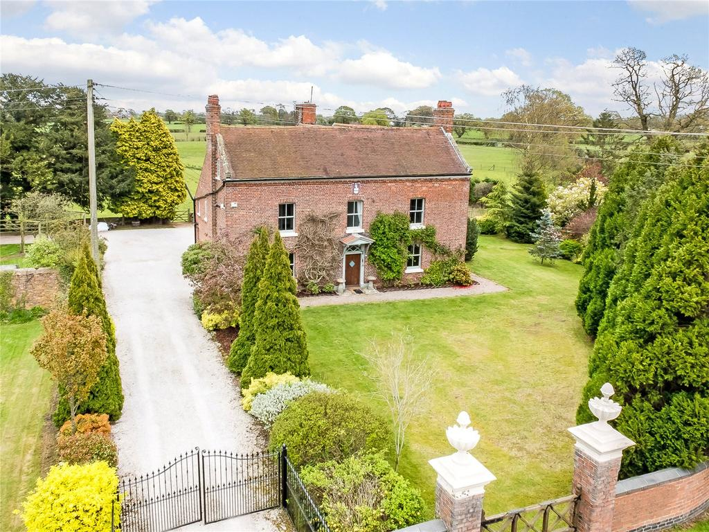 6 Bedrooms Detached House for sale in The Lowe, Shropshire