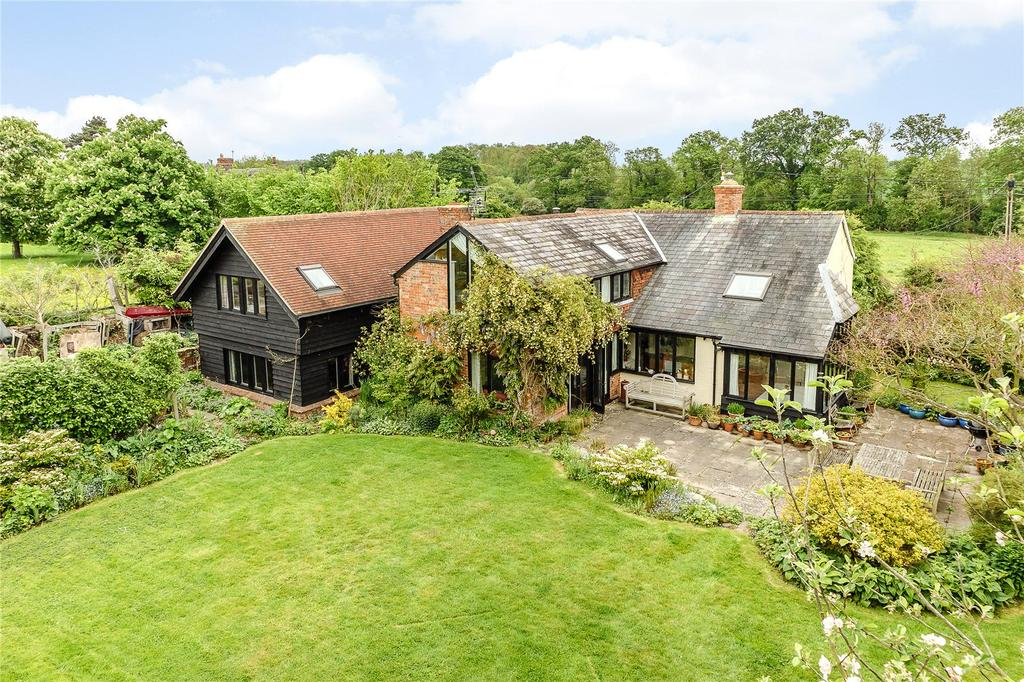 5 Bedrooms Detached House for sale in High Street, Knapwell, Cambridge