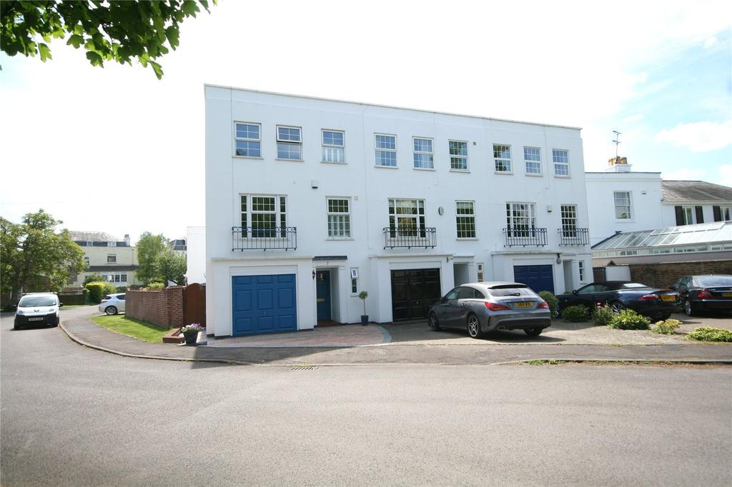 4 Bedrooms End Of Terrace House for sale in Skillicorne Mews, Queens Road, Cheltenham, GL50