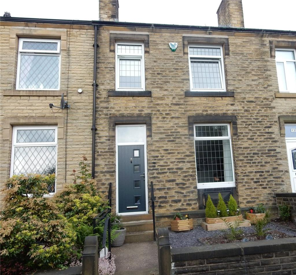 3 Bedrooms Terraced House for sale in East Street, Golcar, Huddersfield, HD7