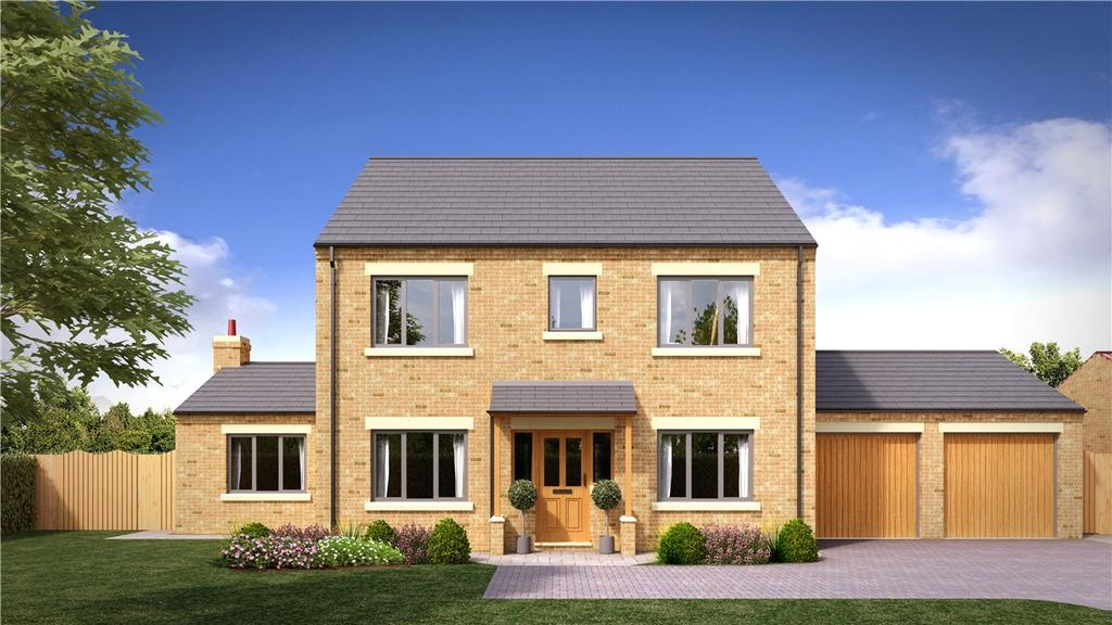 5 Bedrooms Detached House for sale in The Grove, Back Lane, Langthorpe, Boroughbridge, YO51