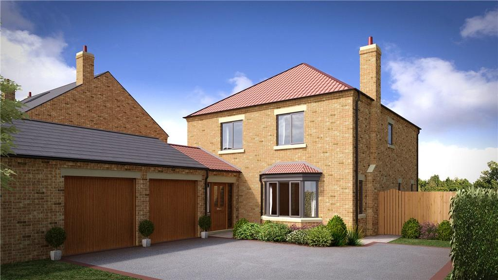 4 Bedrooms Detached House for sale in The Grove, Back Lane, Langthorpe, Boroughbridge, YO51