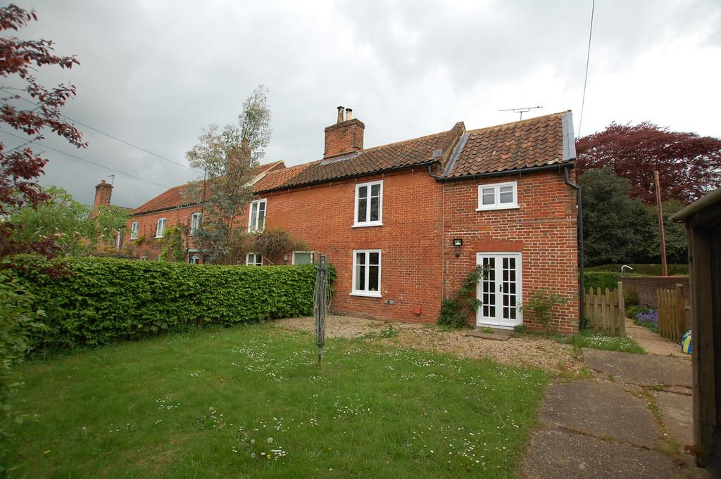 2 Bedrooms End Of Terrace House for sale in Station Road, Reepham