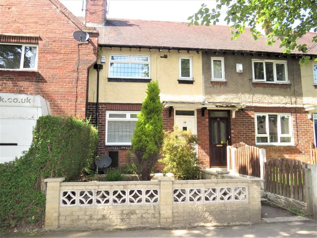 2 Bedrooms Terraced House for sale in Southey Hall Drive, Sheffield