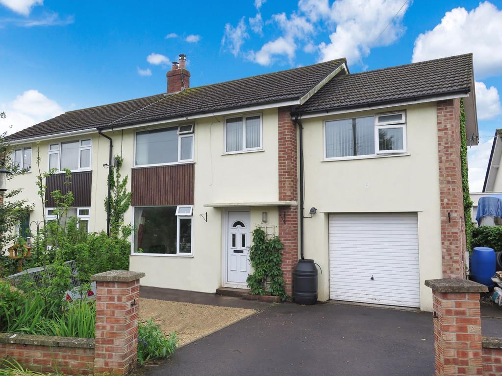4 Bedrooms Semi Detached House for sale in Hooper Avenue, Wells
