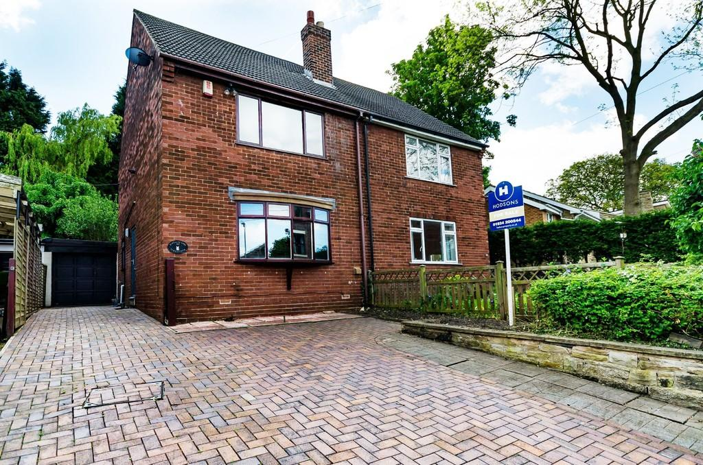 2 Bedrooms Semi Detached House for sale in Almshouse Lane, Newmillerdam