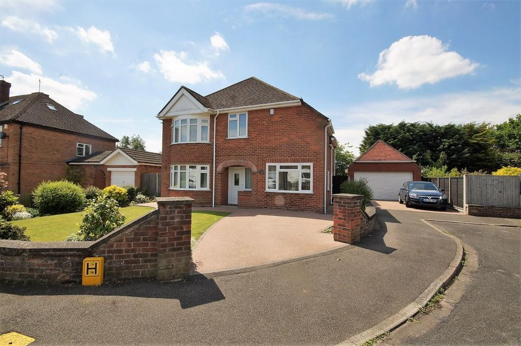 4 Bedrooms Detached House for sale in Swallowbeck Avenue, Lincoln