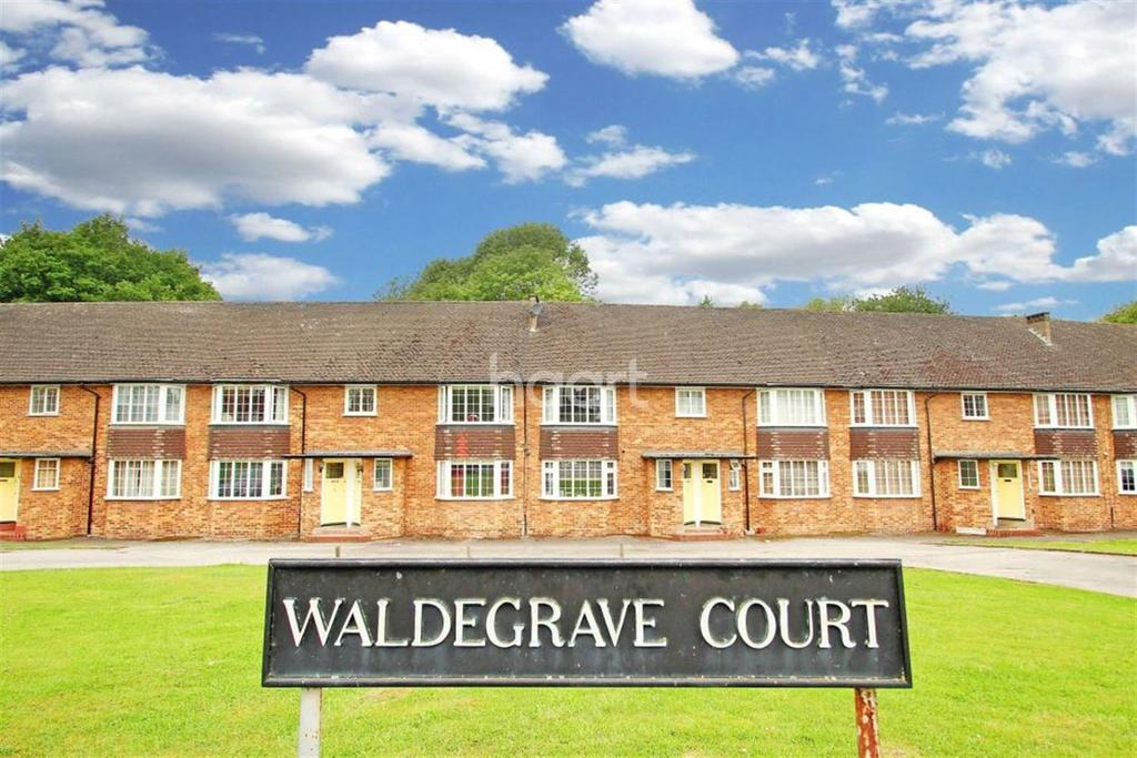 2 Bedrooms Flat for sale in Waldegrave Court, Upminster