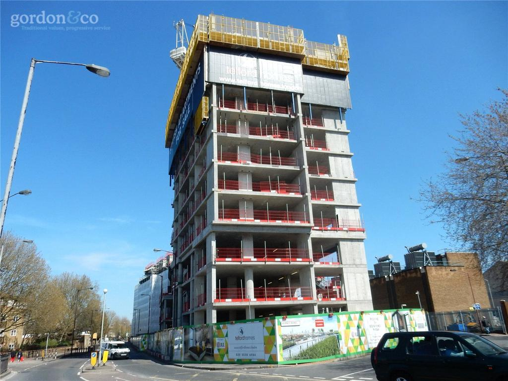 1 Bedroom Flat for sale in Rotherhithe New Road, South Bermondsey, London, SE16