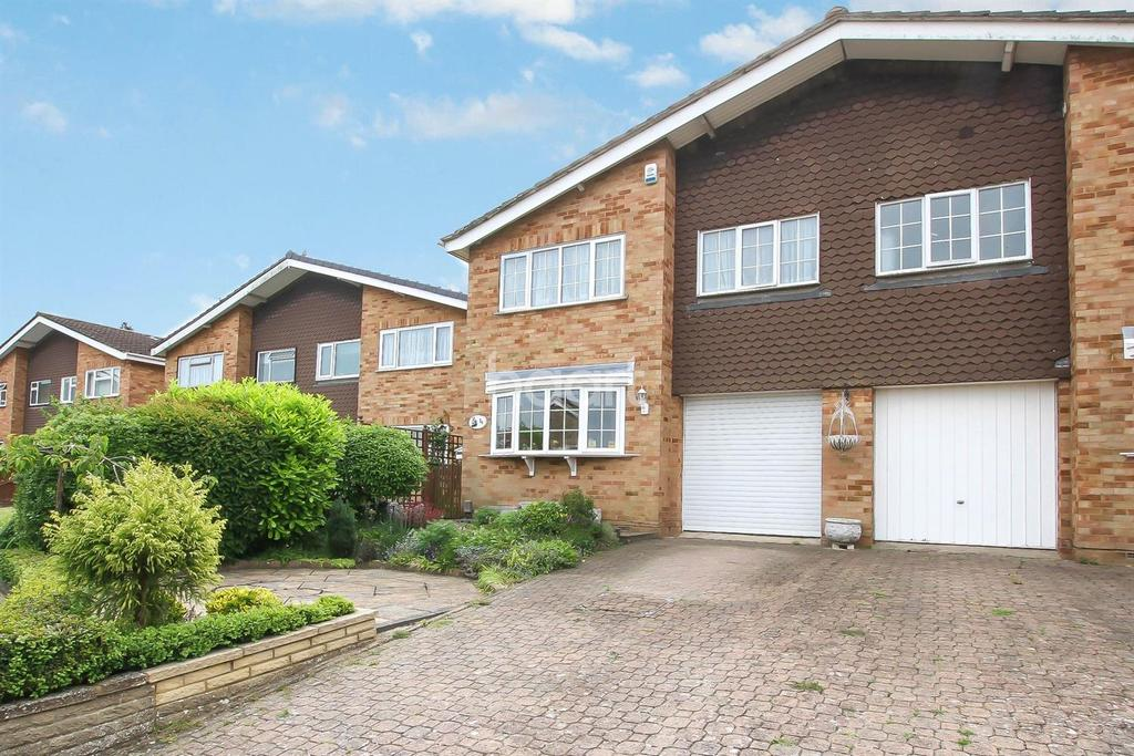 3 Bedrooms Semi Detached House for sale in Lambs close