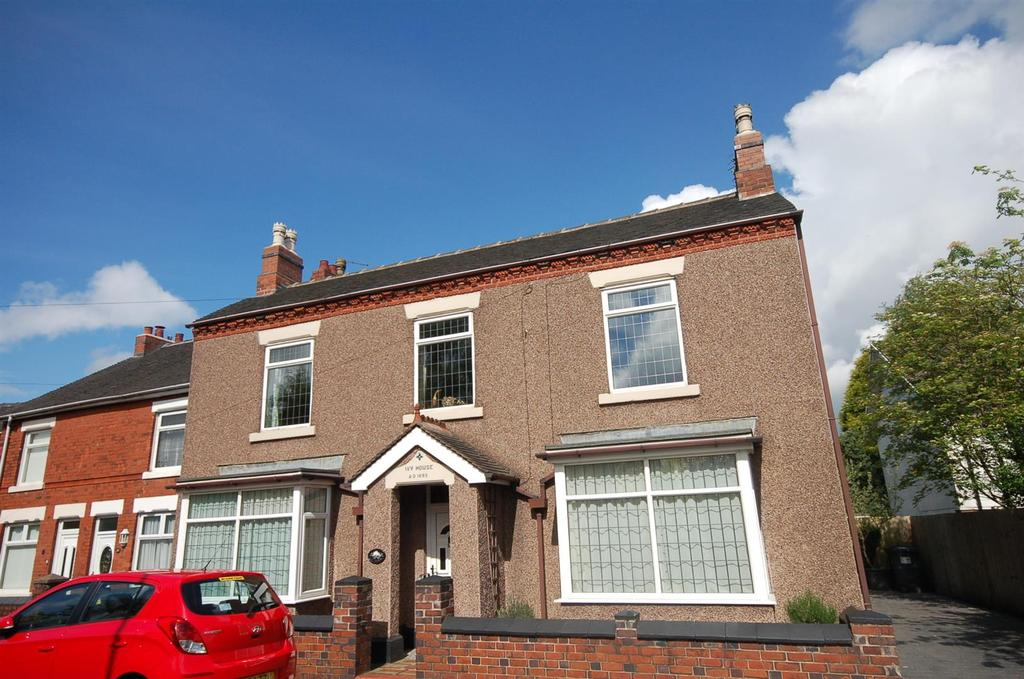 3 Bedrooms Detached House for sale in Wereton Road, Audley
