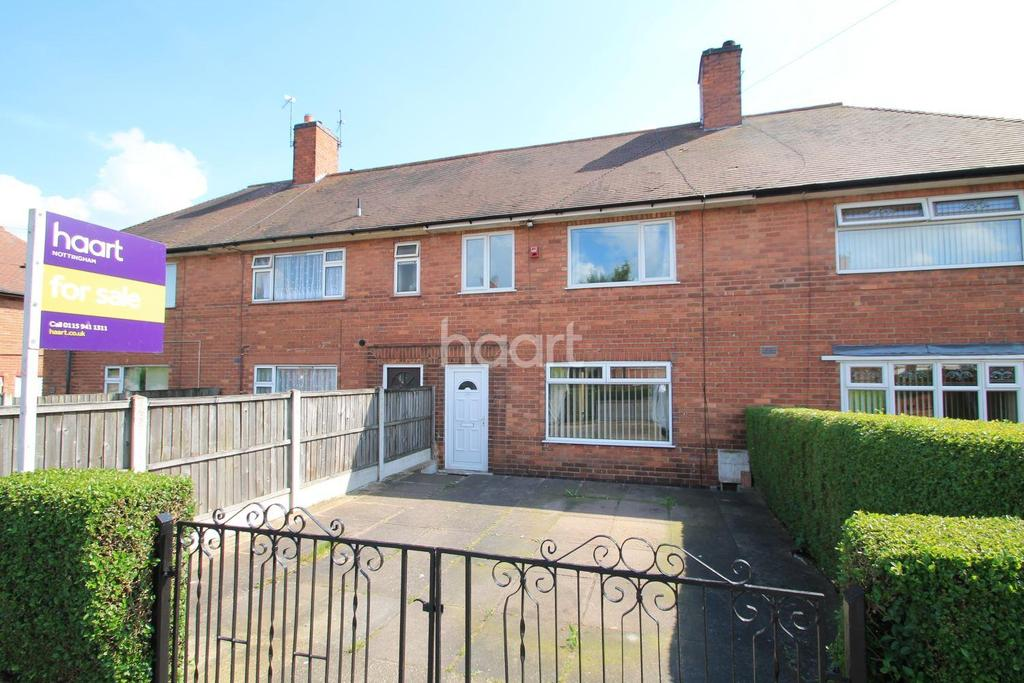 3 Bedrooms Terraced House for sale in Woodfield Road, Strelley