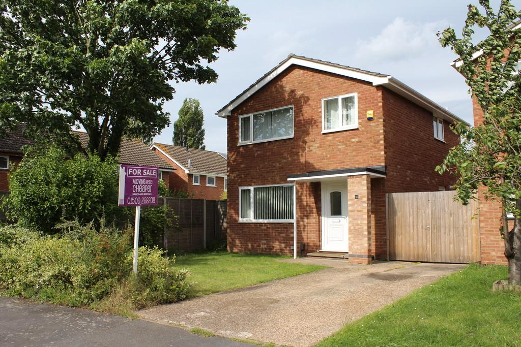 3 Bedrooms Detached House for sale in Tuckers Road, Loughborough