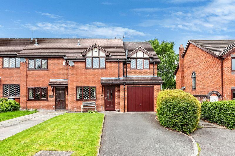 4 Bedrooms Mews House for sale in The Parklands, Congleton