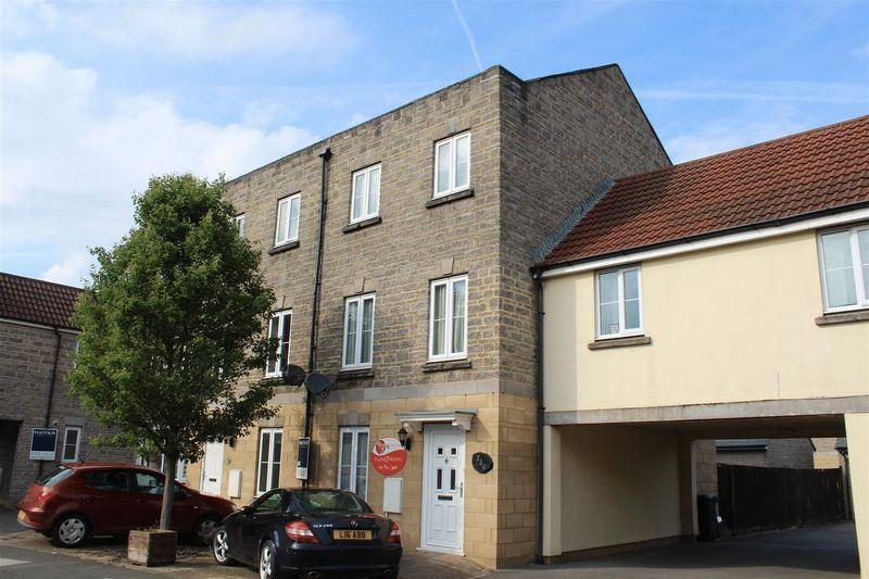 4 Bedrooms Town House for sale in Worle Moor Road, Weston-Super-Mare
