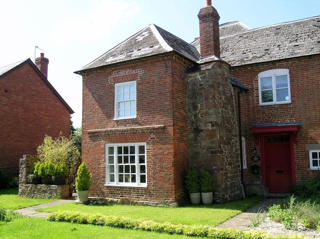 3 Bedrooms End Of Terrace House for sale in Poolend Courtyard, Pixley, Ledbury, HR8