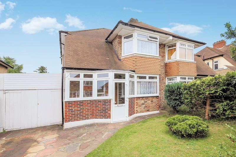 3 Bedrooms Semi Detached House for sale in Annesley Drive, Shirley