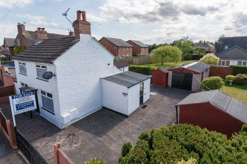 3 Bedrooms Detached House for sale in Barony Road, Nantwich