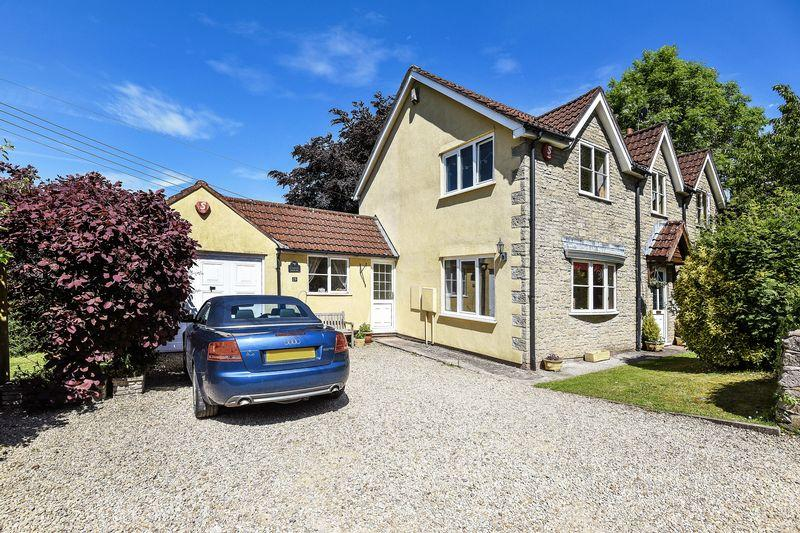 4 Bedrooms Detached House for sale in The Green, Winscombe