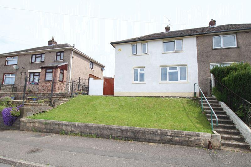2 Bedrooms End Of Terrace House for sale in Granville Close, Rogerstone, Newport