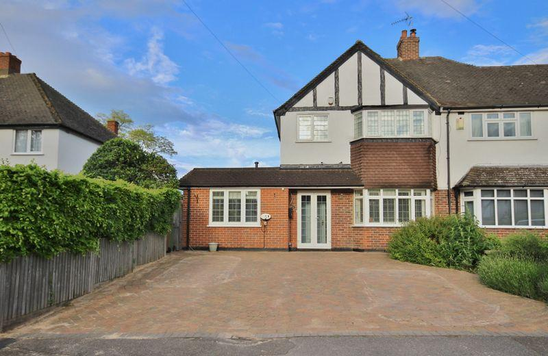 3 Bedrooms Semi Detached House for sale in SOUTH SUTTON