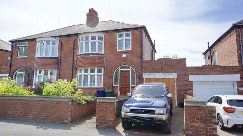 3 Bedrooms Semi Detached House for sale in HEATON ROAD Heaton