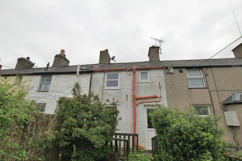 1 Bedroom Terraced House for sale in Llanllechid, Bangor