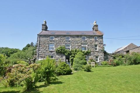 6 bedroom country house for sale - Llanystumdwy, Criccieth