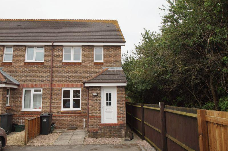 2 Bedrooms End Of Terrace House for sale in Enmore Close, Burnham-On-Sea