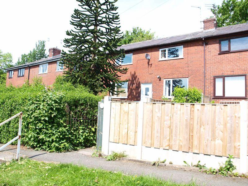 3 Bedrooms Semi Detached House for sale in Simeon Street, Milnrow, OL16 3LD