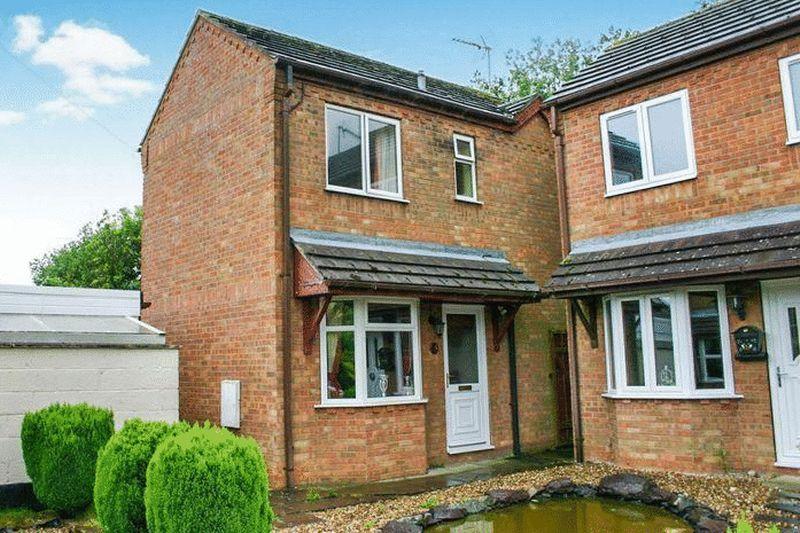 2 Bedrooms Detached House for sale in Walnut Court, Ingham, LN1 2XA
