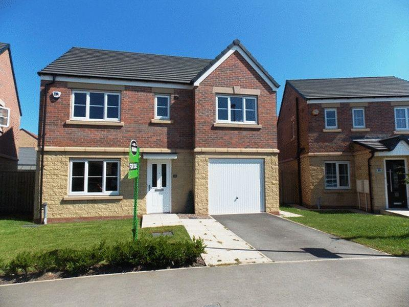 5 Bedrooms Detached House for sale in Wellesley Drive, South Shore, Blyth