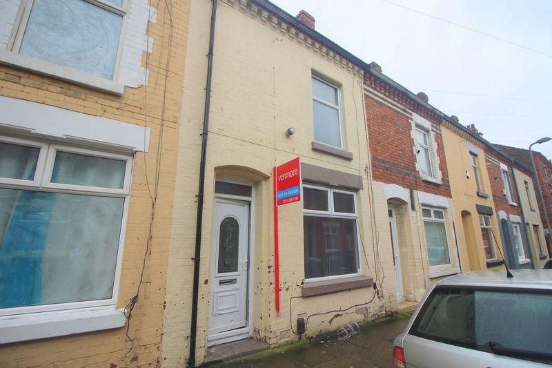 2 Bedrooms Terraced House for sale in Andrew Street, Liverpool