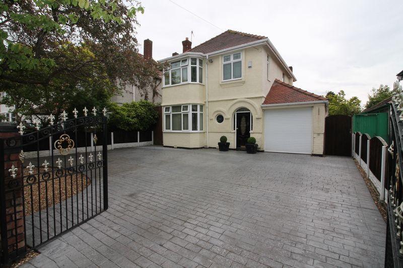3 Bedrooms Detached House for sale in Upton Road, Prenton