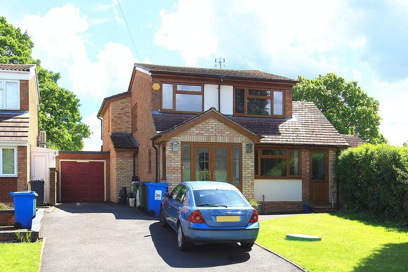 4 Bedrooms Detached House for sale in BOBBINGTON, Six Ashes Road