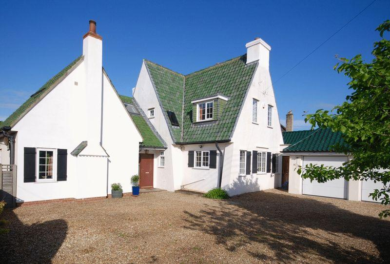 5 Bedrooms Detached House for sale in Milton Lane, Wells
