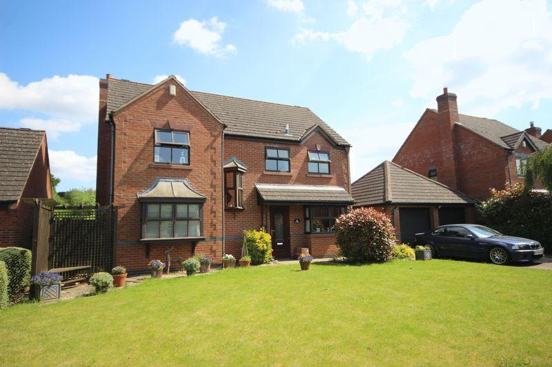 4 Bedrooms Detached House for sale in Hom Green, Nr Ross-on-Wye - CHAIN FREE