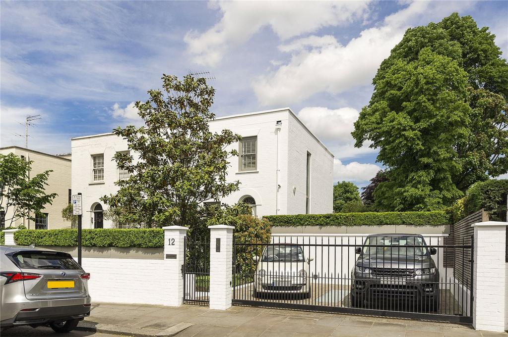 5 Bedrooms End Of Terrace House for sale in Pembroke Gardens, London, W8