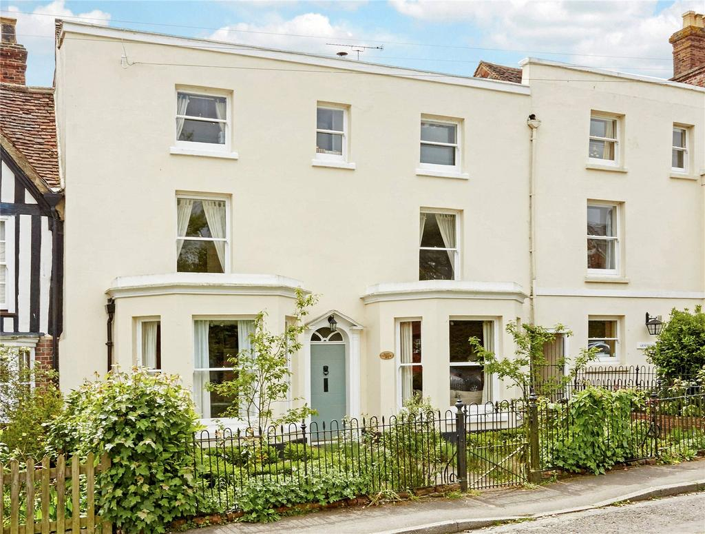 4 Bedrooms Terraced House for sale in High Street, Cranbrook, Kent, TN17