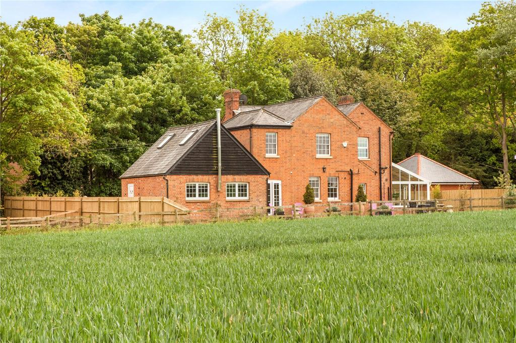 4 Bedrooms Detached House for sale in Binfield Heath, Henley-on-Thames, Oxfordshire, RG9